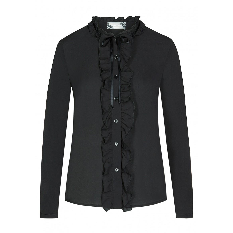 Stilvolle Bluse SOPHIE mit Rüschendetails