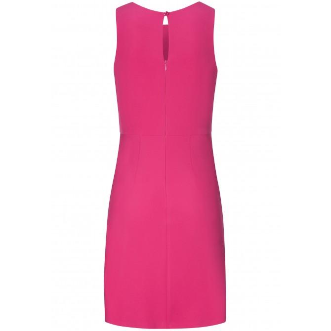 Edles Kleid ROMY mit stilvoll changierenden Details /