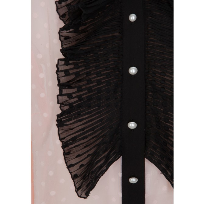 Bezaubernde Bluse VALENTINA mit stilvollen Details /