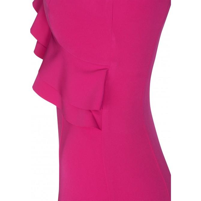 Elegantes Kleid AMY mit stilvollen Details /
