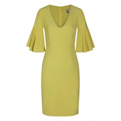 Elegantes Kleid LUCE mit stilvollen Details /
