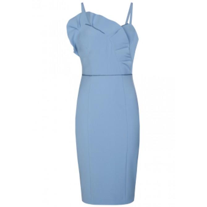 Modisches Kleid PRISCA mit stilvollen Details /