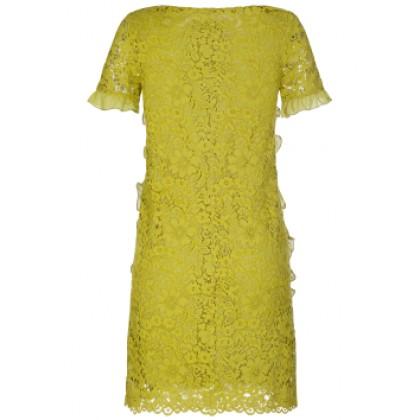 Bezauberndes Kleid TITA mit stilvollen Spitzen-Details /