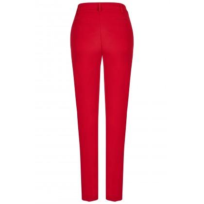 NICOWA - Elegant trousers AGIADA with tapered leg /