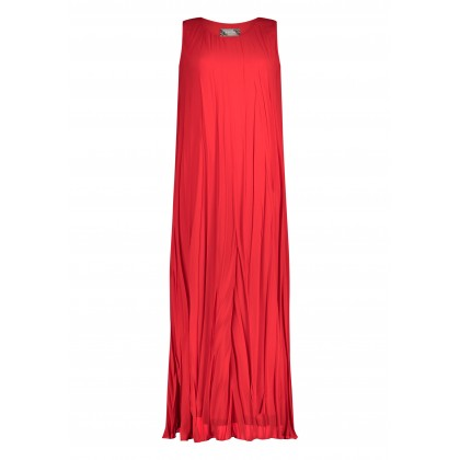 Pleated and elegantly flowing NILIANA dress /