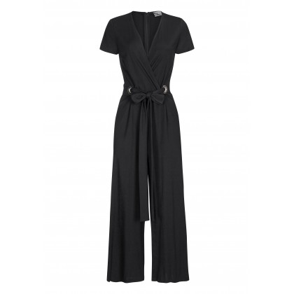 NETINO jumpsuit with wide leg /