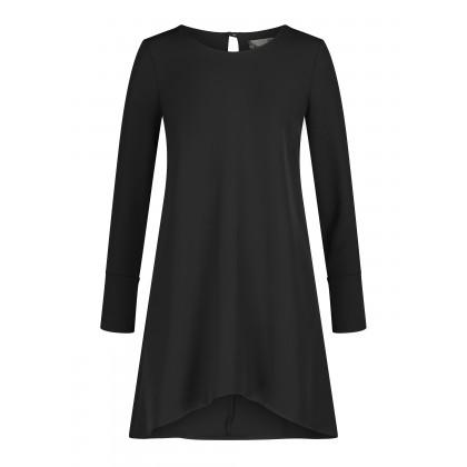 Kleid mit geschlitzten Ärmeln – AMICA /